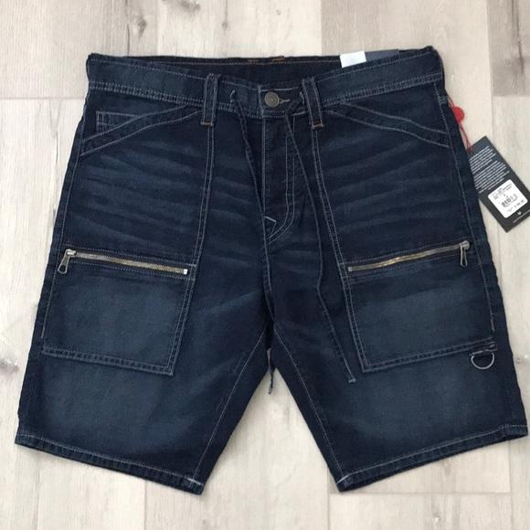 f44879a9 True Religion Shorts | Trail Utility Mens Short | Poshmark